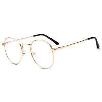 201808220024542262018年新款韩版防复古辐射眼镜男女防潮流蓝光近视抗疲劳平光眼镜电脑护目镜