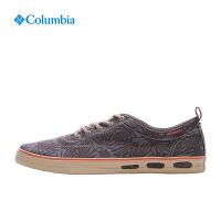 Columbia哥伦比亚户外男款轻便透气帆布休闲鞋BM2703