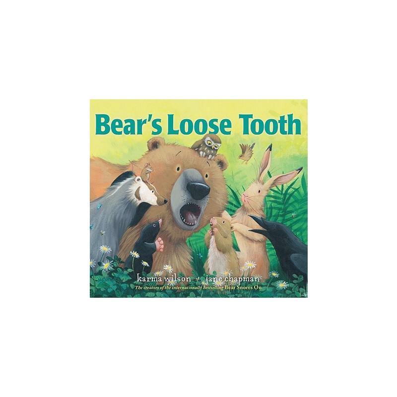 【预订】Bear's Loose Tooth 预订商品,需要1-3个月发货,非质量问题不接受退换货。
