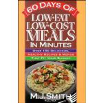 【预订】60 Days of Low-fat, Low-cost Meals in Minutes