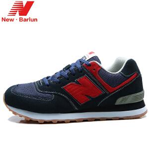 纽巴伦 374韩版男子休闲跑步鞋复古 时尚男鞋女鞋情侣运动鞋FDC系列