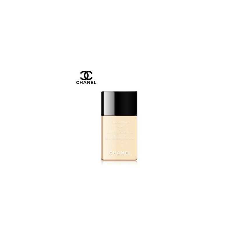 Chanel/香奈儿 青春光彩水润粉底液SPF15 10# 米色 适合皮肤较白的MM使用 夏季护肤 防晒补水保湿 可支持礼品卡