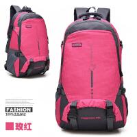 户外登山包大容量旅行旅游背包双肩包男女运动包书包