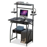 电脑桌台式桌 家用简约书桌卧室简易桌子省空间 经济型学生写字桌