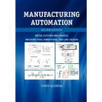 【预订】Manufacturing Automation: Metal Cutting Mechanics, Machi