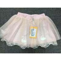 【专区59元3件】加菲猫夏装儿童女童短裙GK50