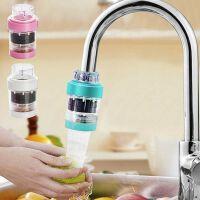 【多层过滤】厨房水龙头过滤器自来水净水防溅 井水滤水器净水器 可选