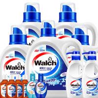 威露士有氧洗衣液2kgx1 +威露士有氧洗衣液1kgx4+送内衣净2瓶+消毒水4瓶+沐浴露2瓶