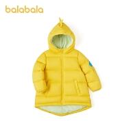 【�_�W季 折后�B券�A估�r:228】巴拉巴拉女童羽�q服男童外套����童�b�和�冬�b小恐��造型