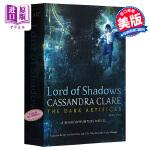 黑暗的计谋 暗影之王 The Dark Artifices 2 Lord of Shadows (EXP) 英文原版