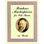 【预订】Brahms Masterpieces for Solo Piano: 38 Works