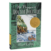 【中商原版】杜利特医生航海记 英文原版 The Voyages of Doctor Dolittle