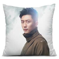 黄景瑜周边抱枕 diy创意照片靠枕定制同学生日礼物定做床头靠垫