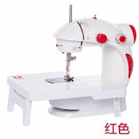 家用缝纫机手动微型脚踏照明多功能缝纫机迷你缝纫机