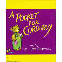 A Pocket for Corduroy(Puffin Storytime)小熊可可的口袋(附CD)ISBN9780