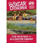 【预订】The Mystery of Alligator Swamp