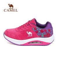 camel骆驼户外女款运动鞋 舒适透气女士休闲运动鞋