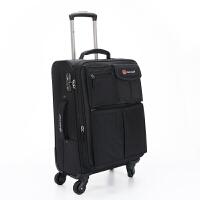 拉杆箱夏季新款时尚旅20寸行箱防水牛津布24寸拉杆箱学生28寸行李箱可商务出差、手提包
