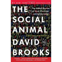 【中商原版】社会动物 英文原版 The Social Animal/ David Brooks  纽约时报专栏作家 戴维?布鲁克斯