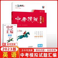 2021版 一飞冲天中考模拟试题汇编英语 天津2021考生使用 含2014-2019天津中考真题6套 2020一飞冲天初中模拟汇编英语