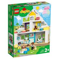 LEGO乐高积木 得宝DUPLO系列 10929 梦想之家 玩具礼物