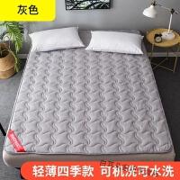 君别席梦思床上铺的薄褥子 床垫1.8m床褥子1.5m双人垫被褥0.9米1.2m海绵榻榻米学生宿舍单