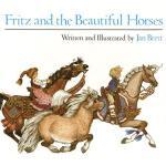 【预订】Fritz and the Beautiful Horses 9780395453568