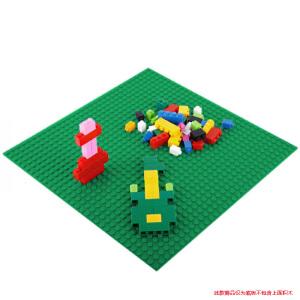 【当当自营】小颗粒底板邦宝DIY益智拼插积木玩具32x32颗粒点底板BBA8482