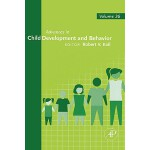 【预订】Advances in Child Development and Behavior 978012009733
