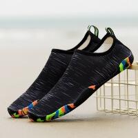 金牛骑士男鞋游泳馆防滑大码网布鞋训练袜子鞋跨镜情侣沙滩鞋男女水鞋
