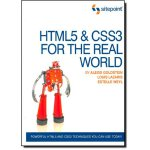HTML5 & CSS3 For The Real World [ISBN: 978-0980846904]
