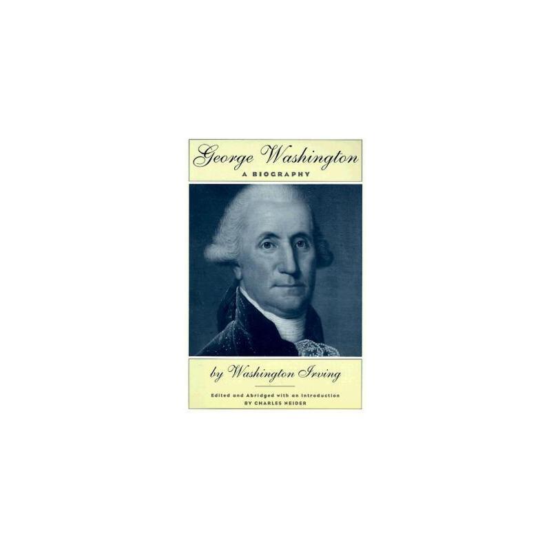 【预订】George Washington: A Biography 9780306805936 美国库房发货,通常付款后3-5周到货!