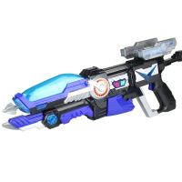 奥迪双钻 铠甲勇士拿瓦 特鲁武器 烈狙枪 566012 刑天铠甲玩具
