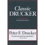 Classic Drucker(ISBN=9781422125922)