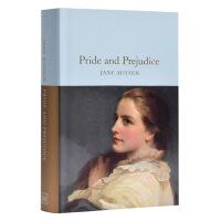【中商原版】Collectors Library系列:傲慢与偏见 英文原版 Austen, Jane Macmilla