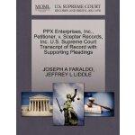 PPX Enterprises, Inc., Petitioner, v. Scepter Records, Inc.