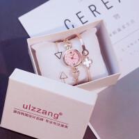 手表女韩版简约潮流学生生日礼物送女生手链式小清新大气