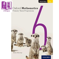 【中商原版】Oxford Mathematics Primary Years Programme Student Boo