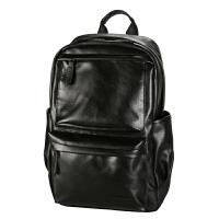 潮男双肩包男士商务背包旅行防雨百搭ifshion电脑书包时尚潮流