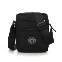 新款防水尼龙布迷你小包包单肩斜挎包男女包休闲运动包手机零钱包