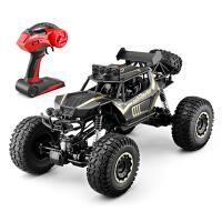 超大号合金遥控车四驱越野车攀爬车充电儿童玩具男孩