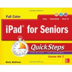 iPad for Seniors QuickSteps [ISBN: 978-0071821506]