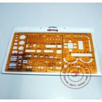京潮港德国原装红环模板・红环建筑综合模板・设计・绘图模板