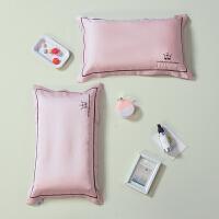 60支天丝儿童枕套40x60单只装宝宝乳胶枕头套30*50一对拍2