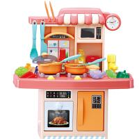 儿童厨房玩具套装仿真厨具女孩过家家做饭煮饭玩具大号宝宝3-6岁5