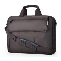防震包包 笔记本电脑包 男女单肩手提包15.6寸电脑包