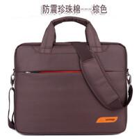 笔记本电脑包14 15.6 17英寸15 6三星戴尔HP华硕男女手提时尚韩版