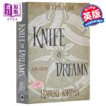 【中商原版】Wheel of Time #11:Knife Of Dreams 英文原版 英文小说 科幻小说 时光之轮