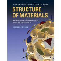 【预订】Structure of Materials: An Introduction to Crystallogra