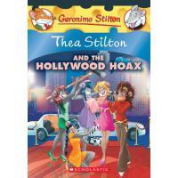 Thea Stilton and the Hollywood Hoax: A Geronimo Stilton Adv